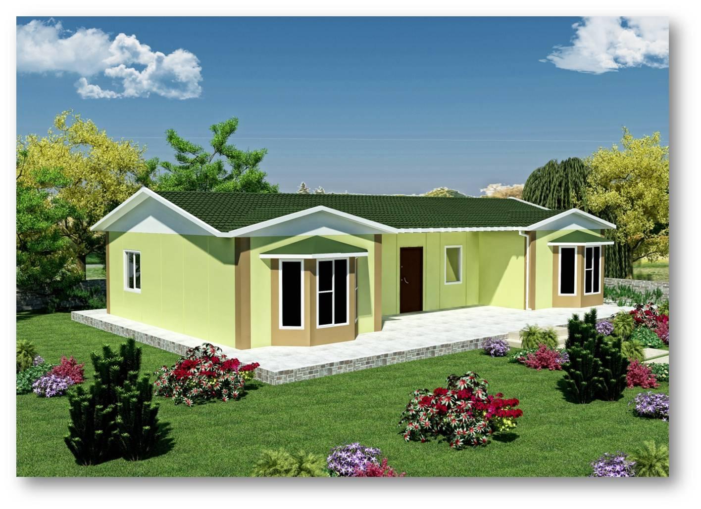 prebakrike evler çelik evler